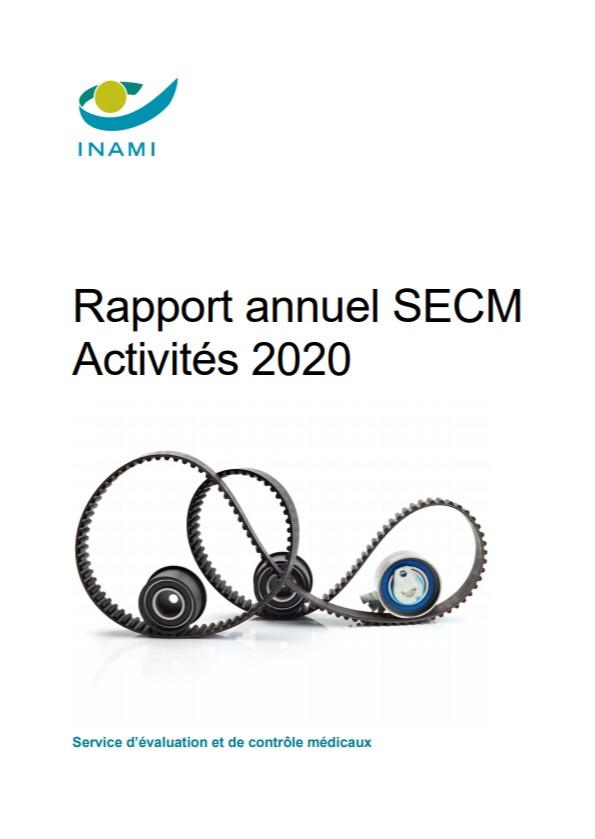 Rapport annuel SECM - Activités 2020
